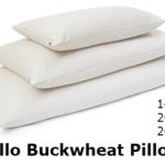 Hullo buckwheat pillow. Full Stride Health