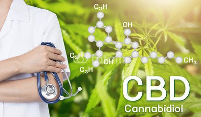 cannabidiol CBD from hemp