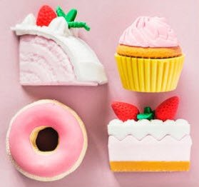 sugary foods are part of the Standard American Diet (SAD)