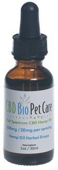 CBD Bio Pet Care 500mg CBD BioCare