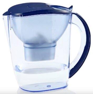 EHM alkaline water pitcher 3.8 liter. FullStrideHealth.com