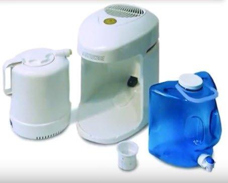 Model 9000 Waterwise distiller parts. FullStrideHealth.com